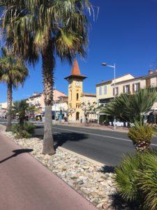 Promenade à Cagnes sur mer avec visite de La Chapelle du Cros