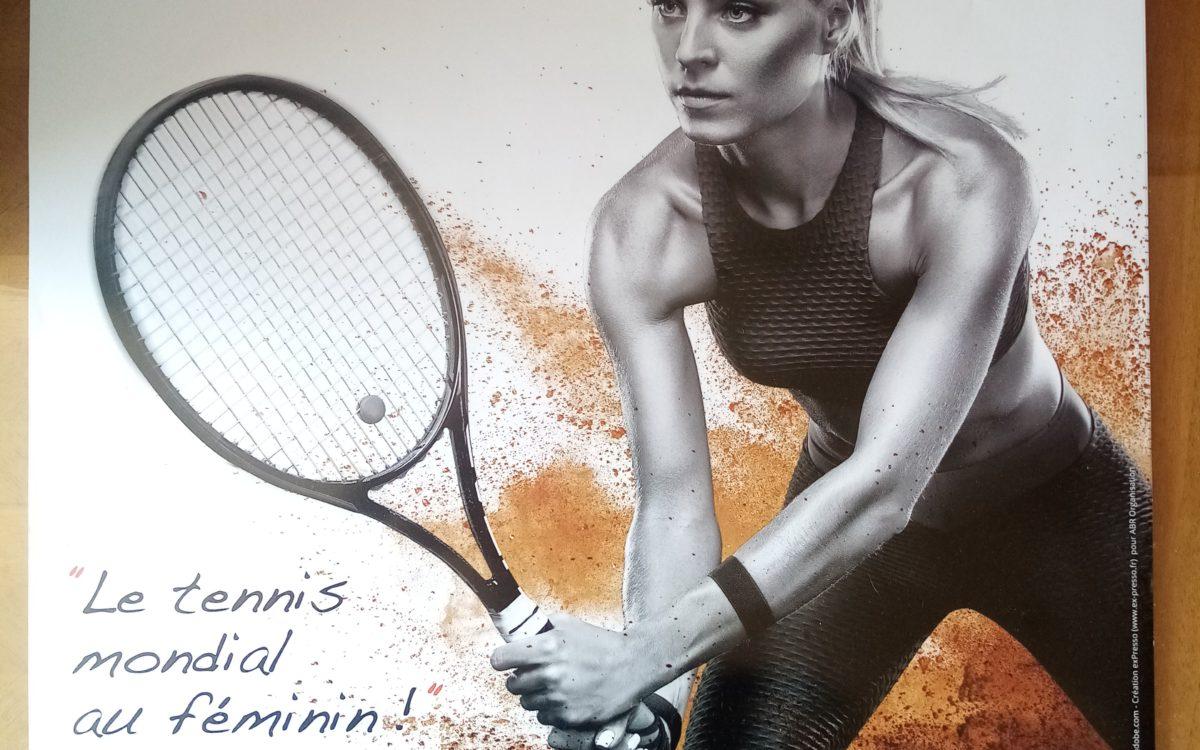 affiche open de tennis Cagnes