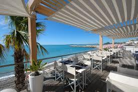 La Spiaggia, plage privée de Cagnes-sur-mer